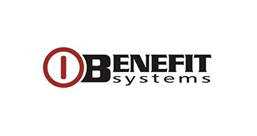 Benefit - logotyp