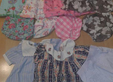 sukienki zestawy retro